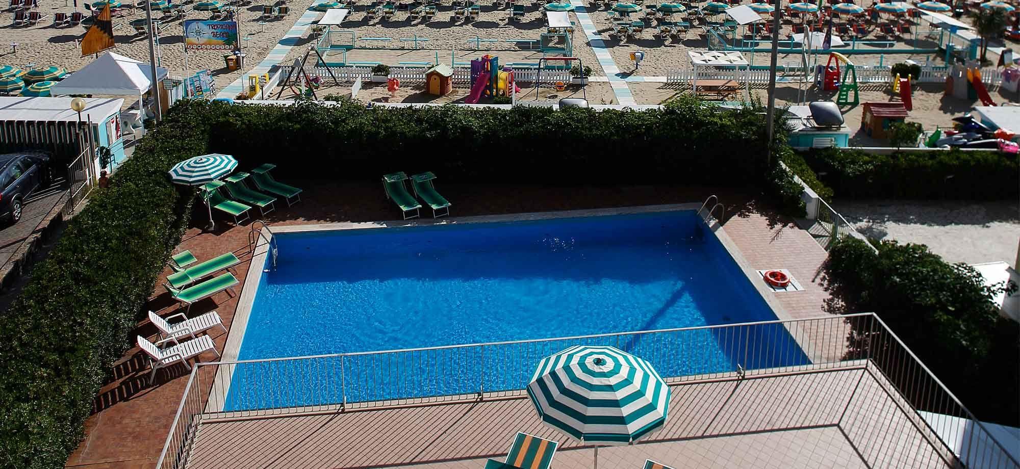 Hotel Con Piscina Vista Mare E Solarium Hotel Villa Sole